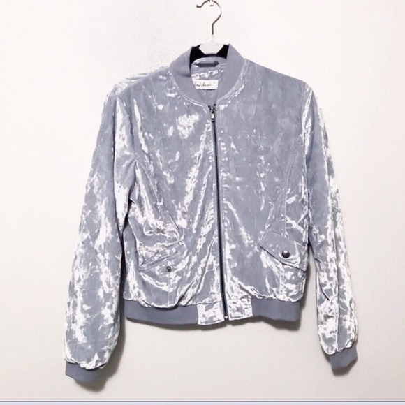 cloud chaser Jackets & Blazers - Cloud Chaser Velvet jacket